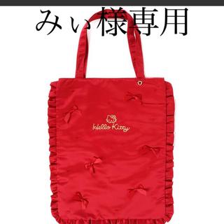 ハローキティ(ハローキティ)のエンジョイアイドルシリーズ キティートートバッグ(トートバッグ)