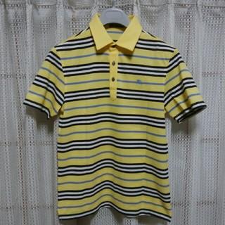 バーバリーブラックレーベル(BURBERRY BLACK LABEL)のバーバリーシャツ(ポロシャツ)
