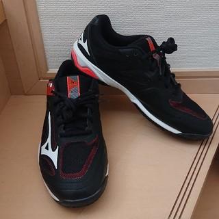 ミズノ(MIZUNO)のテニスシューズ ミズノ  靴 27㎝ (シューズ)