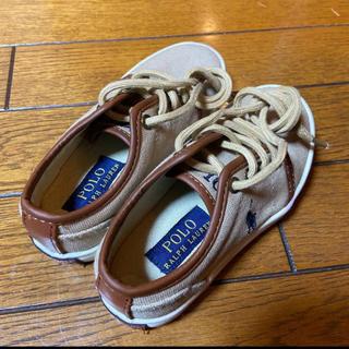 ラルフローレン(Ralph Lauren)のラルフローレン 靴 17cm(スニーカー)
