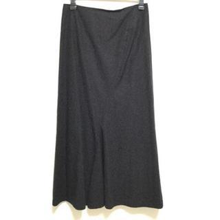 ヨウジヤマモト(Yohji Yamamoto)のヨウジヤマモト ロングスカート サイズ1 S(ロングスカート)