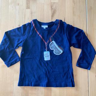 グッチ(Gucci)のもなこ様専用★【新品未使用】GUCCI ロンT 24m(80.85)(Tシャツ)