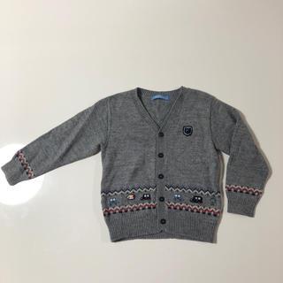 familiar - 値下げ ファミリア カーディガン セーター 90 100サイズ