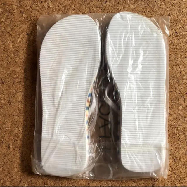 THE FACE SHOP(ザフェイスショップ)の【新品未使用】The Face shop フェイスショップ サンダル レディースの靴/シューズ(ビーチサンダル)の商品写真
