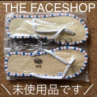 【新品未使用】The Face shop フェイスショップ サンダル