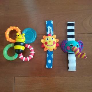 Sassy - サッシー 赤ちゃん おもちゃ 歯固め リストラトル
