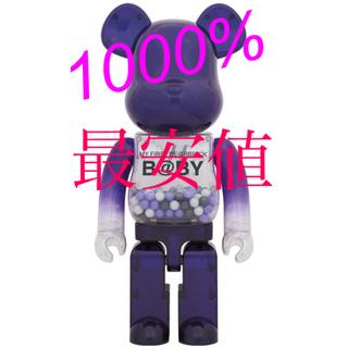 メディコムトイ(MEDICOM TOY)のMY FIRST BE@RBRICK B@BY MACAU2020 1000%(キャラクターグッズ)