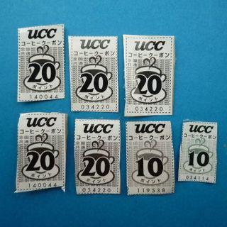 UCC - UCC コーヒークーポン 120P