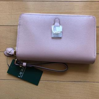 ラルフローレン(Ralph Lauren)のラルフローレン ピンク財布(財布)
