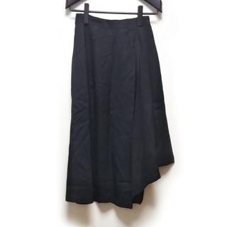 ワイズ(Y's)のワイズ ロングスカート レディース美品  -(ロングスカート)