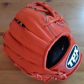 ルイスビルスラッガー(Louisville Slugger)のルイスビルスラッガー LXK625 硬式内野手グローブ 右投げ オレンジレッド (グローブ)