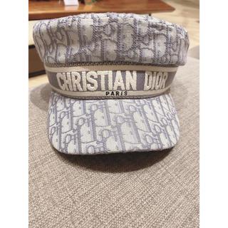クリスチャンディオール(Christian Dior)のキャスケット(キャスケット)