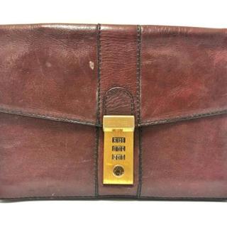 ゴールドファイル(GOLD PFEIL)のゴールドファイル セカンドバッグ - レザー(セカンドバッグ/クラッチバッグ)