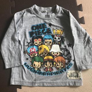 ワンピース 長袖Tシャツ 90cm(Tシャツ/カットソー)