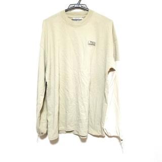 メゾンキツネ(MAISON KITSUNE')のメゾンキツネ 長袖Tシャツ サイズS メンズ(Tシャツ/カットソー(七分/長袖))