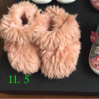 ベビーシューズ冬用 11.5(ブーツ)