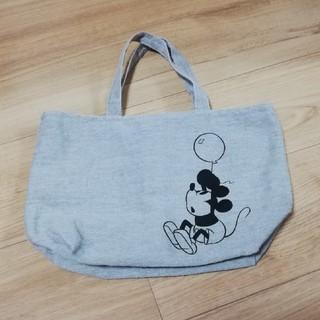 ミッキーマウス(ミッキーマウス)のミッキー 巾着形 トートバッグ(トートバッグ)