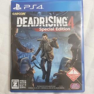 カプコン(CAPCOM)のデッドライジング 4 スペシャルエディション PS4(家庭用ゲームソフト)