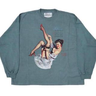 """Dairiku 20aw Pinup Girl"""" Long Sleeve Tee(Tシャツ/カットソー(七分/長袖))"""