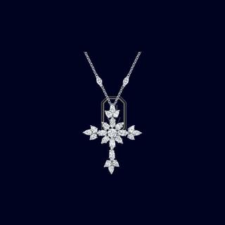 ハリーウィンストン(HARRY WINSTON)のシンボルズバイハリーウィンストンHarryWinstonダイヤモンド3.8ct(ネックレス)