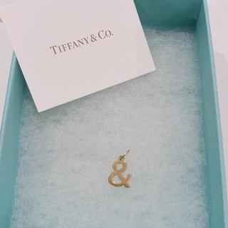 """ティファニー(Tiffany & Co.)の✨Tiffany """"&"""" ネックレス チャーム✨(チャーム)"""