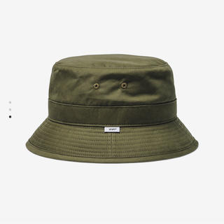 W)taps - WTAPS BUCKET / HAT / NYCO. OXFORD オリーブ S