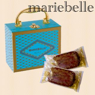 【マリベル】ランチボックス チョコフィナンシェ5個入(菓子/デザート)