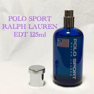 POLO RALPH LAUREN - 【希少】POLO SPORT ポロ スポーツ ラルフローレン 125ml 香水