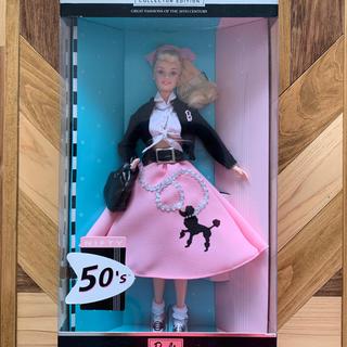 バービー(Barbie)のバービー Nifty 50's(ぬいぐるみ/人形)
