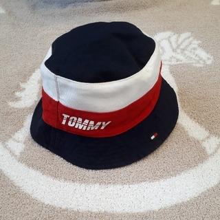 トミーヒルフィガー(TOMMY HILFIGER)のTOMMY HILFIGERキッズハットMサイズ(帽子)