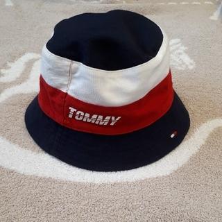 トミーヒルフィガー(TOMMY HILFIGER)のTOMMY HILFIGERキッズハットLサイズ(帽子)
