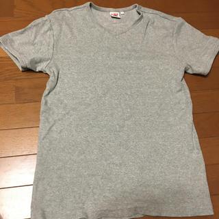 アルファ(alpha)のALPHA★Vネックカットソー L(Tシャツ/カットソー(半袖/袖なし))