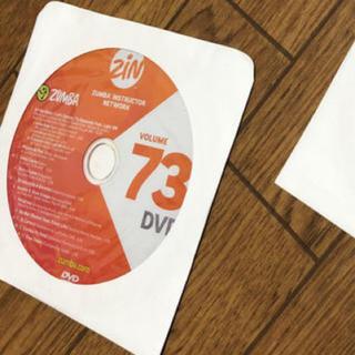 ズンバ(Zumba)のZUMBA DVD のみ ZIN73(スポーツ/フィットネス)