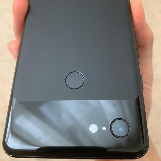Pixel3 XL 64GB Black SIMフリー スマホ/家電/カメラのスマートフォン/携帯電話(スマートフォン本体)の商品写真