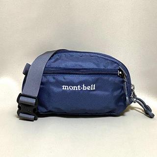 モンベル(mont bell)の✴︎美品✴︎mont bell ボディバッグ(ボディバッグ/ウエストポーチ)