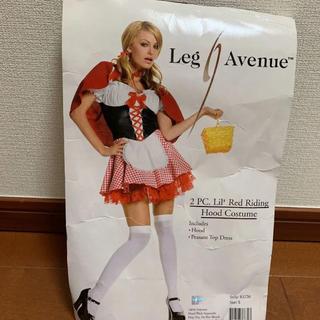 レッグアベニュー(Leg Avenue)の赤ずきんちゃん コスチューム レッグアベニュー(衣装)