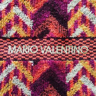 マリオバレンチノ(MARIO VALENTINO)のMARIO VALENTINO   フェイスタオル(タオル/バス用品)