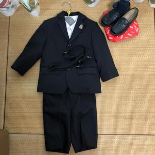 エニィファム(anyFAM)の冠婚葬祭 100 男の子 スーツ(ドレス/フォーマル)