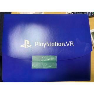 プレイステーションヴィーアール(PlayStation VR)の【美品】ソニー VR sony カメラ同梱版 CUHJ-16003(家庭用ゲーム機本体)