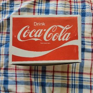 コカコーラ(コカ・コーラ)のコカ・コーラグラスセット(ノベルティグッズ)