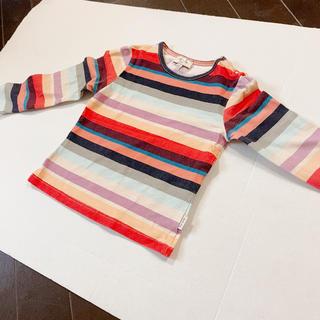 ポールスミス(Paul Smith)のポールスミス Paul SmithストライプロンT長袖tシャツ(Tシャツ/カットソー)