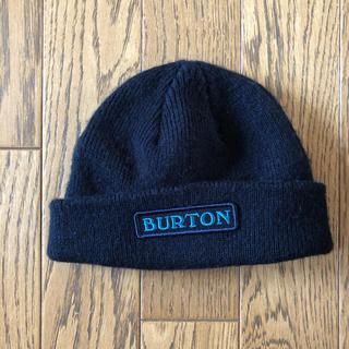 バートン(BURTON)のBURTON バートン ビーニー ニット帽 ニット帽子キャップ(帽子)