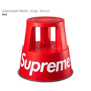 シュプリーム(Supreme)のSupreme®/Wedo Step Stool 20FW(スツール)