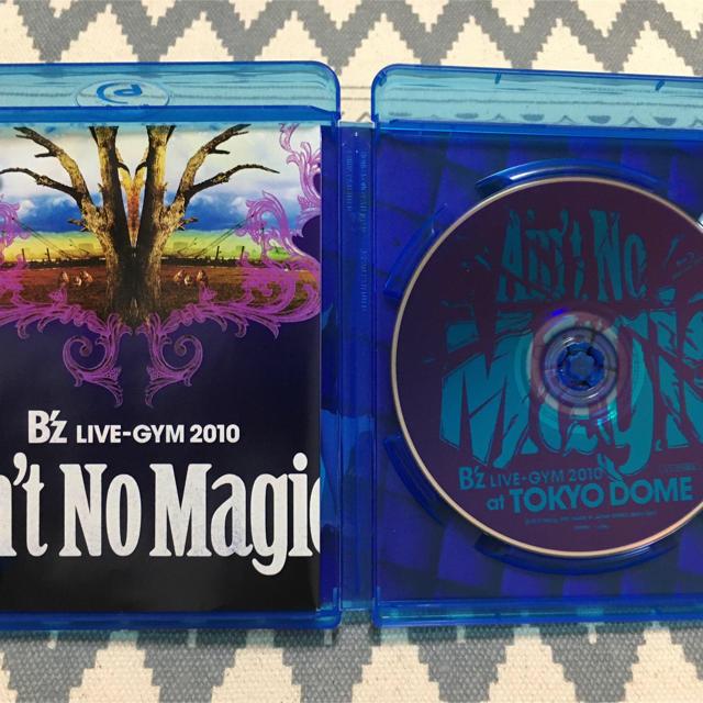 "B'z/B'z LIVE-GYM 2010""Ain't No Magic"" エンタメ/ホビーのDVD/ブルーレイ(ミュージック)の商品写真"
