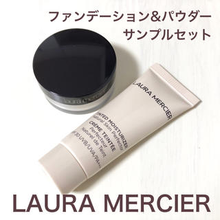 laura mercier - LAURA MERCIER ローラメルシエ ファンデーション パウダー サンプル
