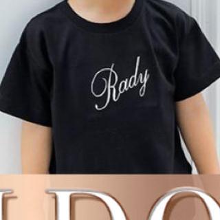 レディー(Rady)のちびRady Tシャツ M(Tシャツ/カットソー)
