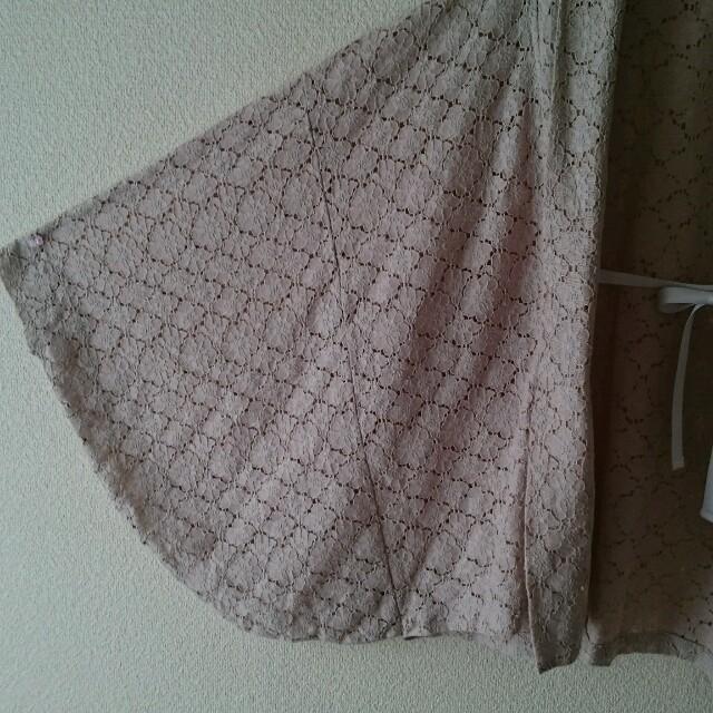 レースの羽織。 レディースの水着/浴衣(着物)の商品写真