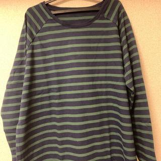 グレイル(GRL)のグレイル ロンティー ボーダー(Tシャツ(長袖/七分))