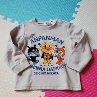 アンパンマン(アンパンマン)のアンパンマン 男児トレーナー サイズ100 新品(Tシャツ/カットソー)