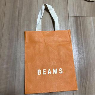 ビームス(BEAMS)のビームス beams ショップ袋(ショップ袋)